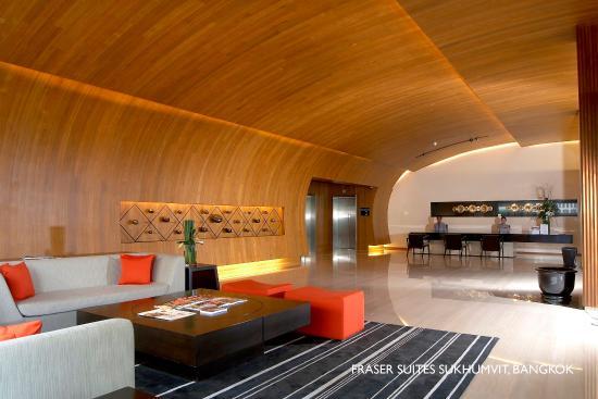 Fraser Suites Sukhumvit: Lobby