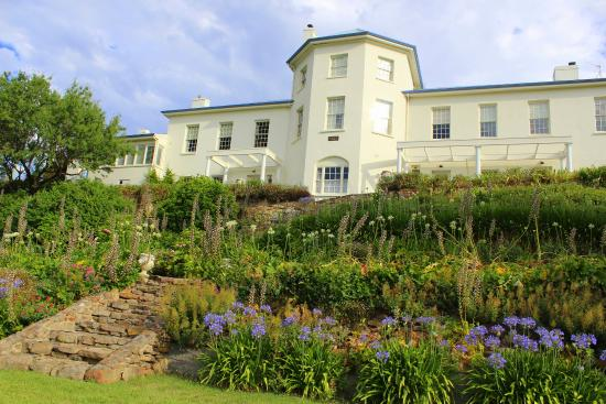 New Norfolk, Australië: 1825 convict-built riverfront mansion