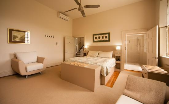 New Norfolk, Australia: Luxury Room
