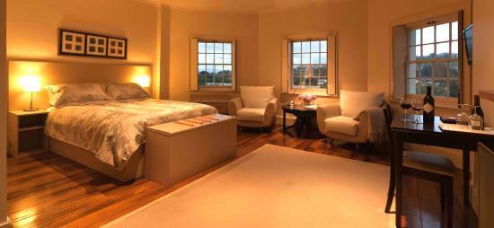 Woodbridge on the Derwent: Luxury Room