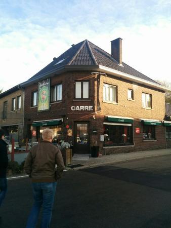 Brasserie Cafe Restaurant Carre