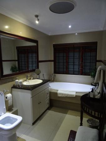 Rivonia, Sydafrika: Bathroom