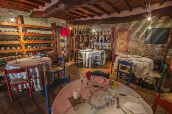 Villa Bonadea Restaurant
