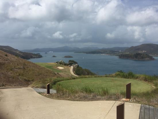 Hamilton Island Golf Club: What a view