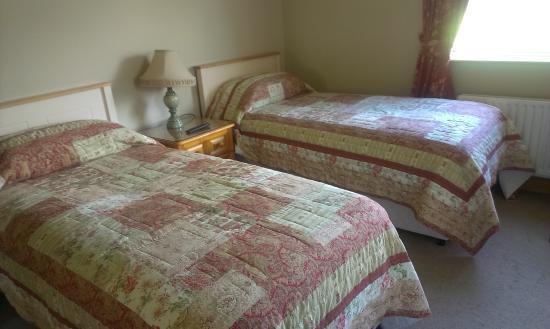 Ати, Ирландия: Twin Bedroom