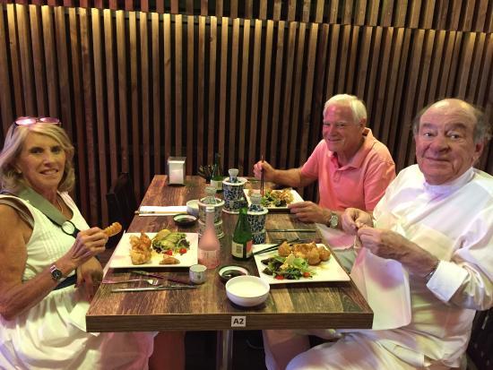 Glenelg, Australia: Good Jap foods 👍🏻