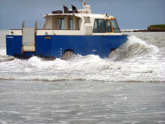 Marazion, UK : Wasserbus