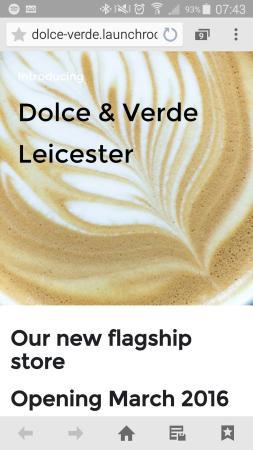 Rothley, UK: Dolce & Verde