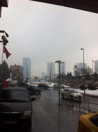 The Plaza Hotel Istanbul: Выйдя за двери отеля