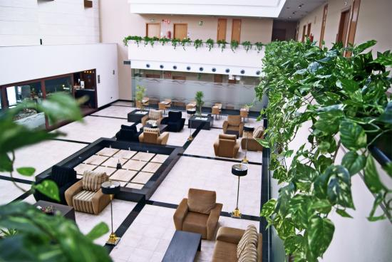 Hotel Andalussia: GRAN PATIO CENTRAL