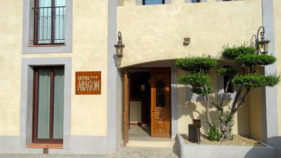 Photo of Hotel Aragon Carcassonne