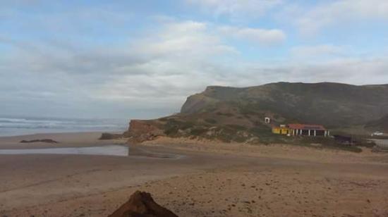 Vila do Bispo, Portugalia: Praia da Cordoama