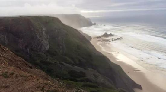 Vila do Bispo, Portugal: Praia da Cordoama