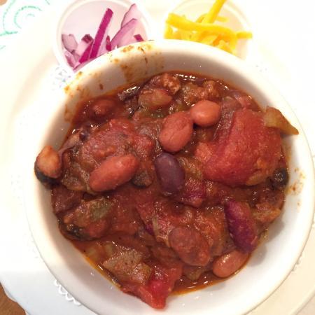 Ashford, WA: Beans