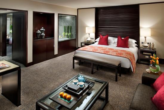 Mandarin Oriental, Jakarta: Deluxe Room