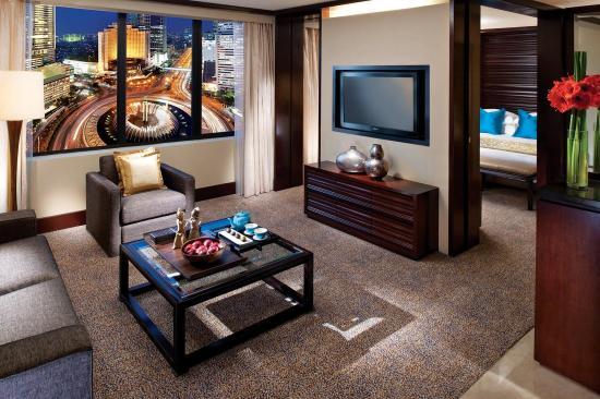 Mandarin Oriental, Jakarta: Premiere Club Room