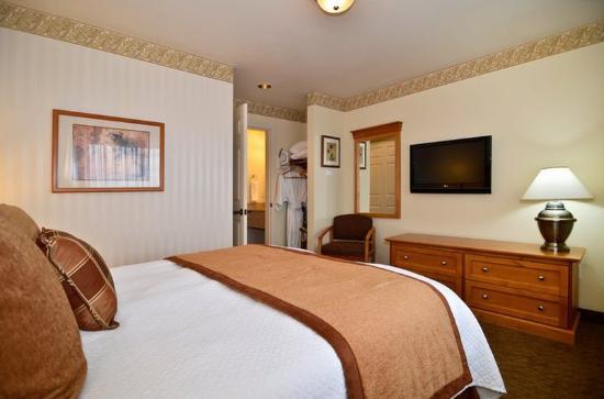 Edmonds, Waszyngton: Junior Suite
