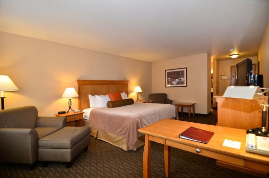 Edmonds, Waszyngton: Guest Room