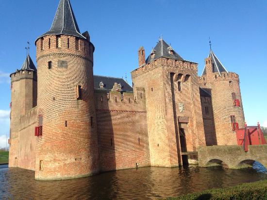 Muiden, Holandia: Lindo!