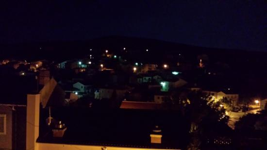 Krk Island, Croazia: Bei Nacht
