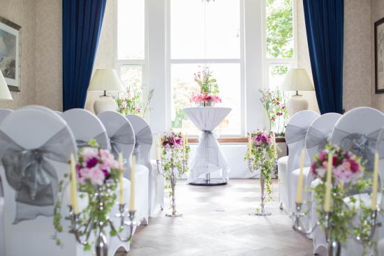 Grantown-on-Spey, UK: For information on a wedding at Muckrach, contact events@muckrach.com