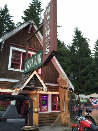 Enumclaw, WA: Naches Tavern