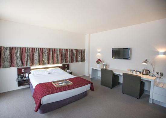 Quality Hotel Wellington: Rooms