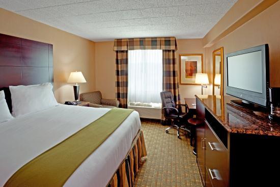 นอร์ทเบอร์เกน, นิวเจอร์ซีย์: King Bed Guest Room