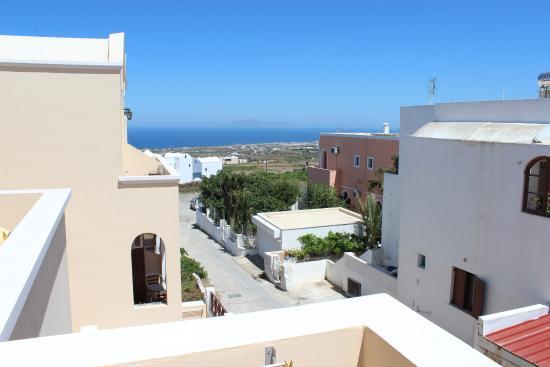 Antonia Hotel Santorini Resmi