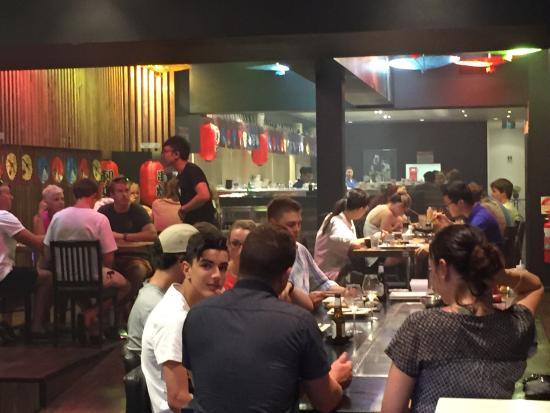 Glenelg, Australia: The Crane Japanese Restaurant