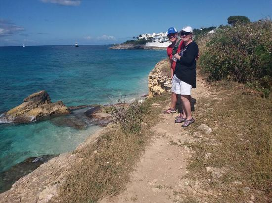 Oyster Pond, St Marteen/St. Martin: Family Fun