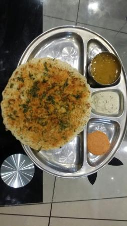 Greenford, UK: Simple and delicious south indian food☺
