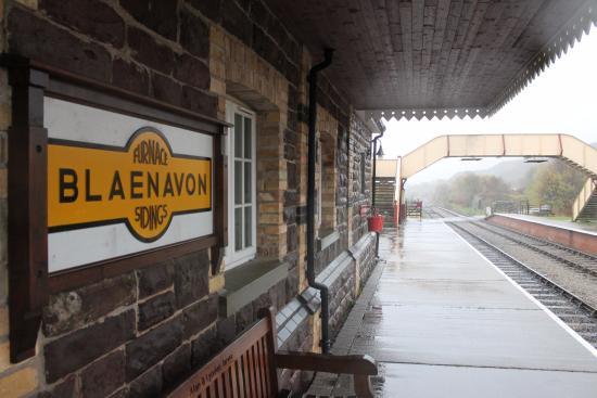 Blaenavon Station