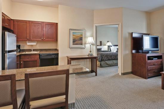 Clarence, estado de Nueva York: One Bedroom Suite