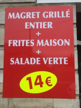 Bruges, Frankrike: Tout est écrit !