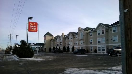 Photo of Econo Lodge & Suites Hinton