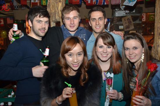 Pub Crawl Shanghai : fun