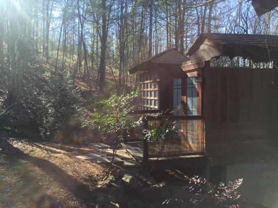 Shoji Spa & Lodge: Beautiful grounds