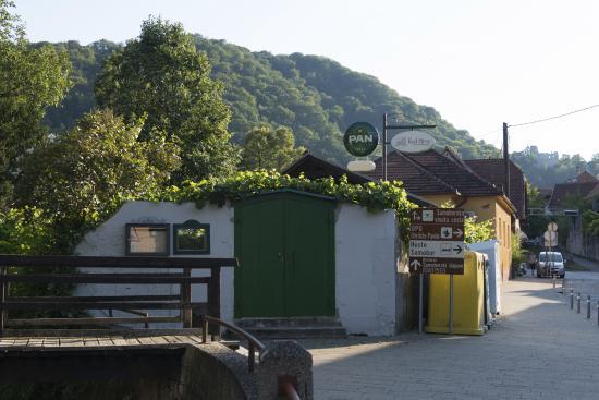 Samobor, Croatia: Entering