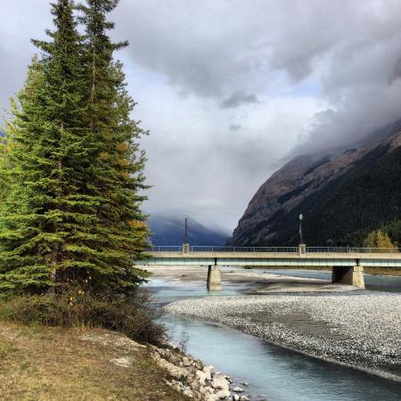 Field, Canada: Yoho National Park - Alberta Canada