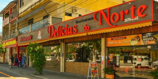 Bar E Restaurante Delicias Do Norte