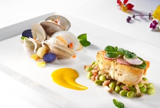 Le Westin Montreal: gaZette Restaurant - Mussels & Lobster