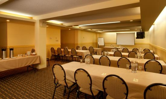 Mont Laurier, แคนาดา: Meeting Room