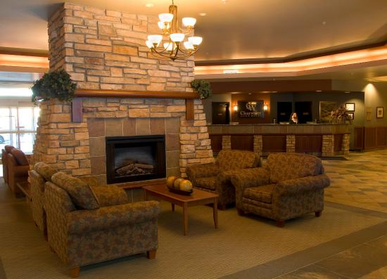 Clearwater Suite Hotel: Lobby