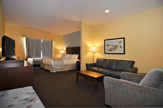 BEST WESTERN PLUS Liverpool Hotel & Conference Centre: king deluxe room