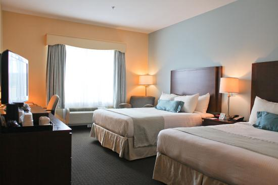 BEST WESTERN PLUS Liverpool Hotel & Conference Centre: Queen Guest Room