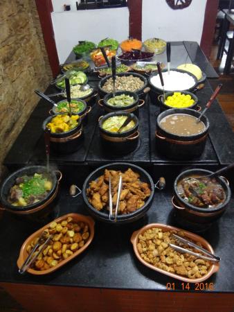 Restaurante Ouro Preto