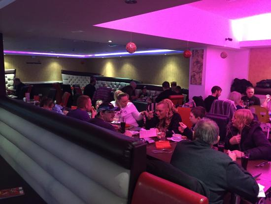 Shere Khan Restaurant: Some photos of the restaurant and offers 😊