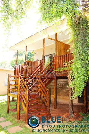 Sabie, Güney Afrika: Entrance to suites