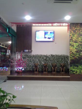 唐人街热带雨林酒店